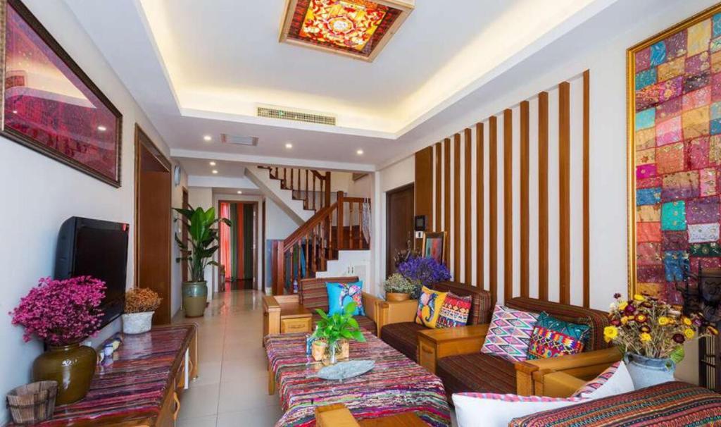 Homestay Xishe Moroccan Garden Haikou China Booking Com