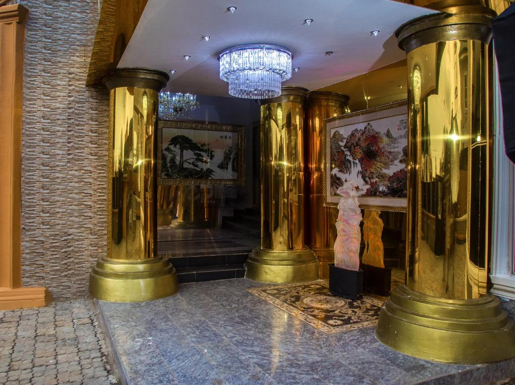 E-Suites Hotel, Abuja, Nigeria - Booking com