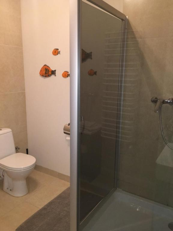 Łazienka w obiekcie Hotel i Restauracja Jan