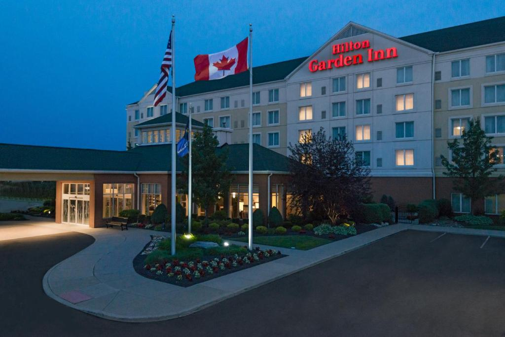 Hilton Garden Inn Buffalo Airport Usa Cheektowaga Booking Com