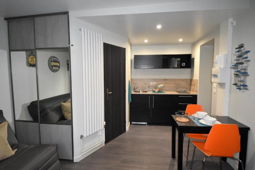 Apartment Studio contemporain, Nancy, France - Booking com