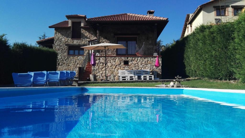Casa de campo Casa El balcón de Iria (España Otero de ...