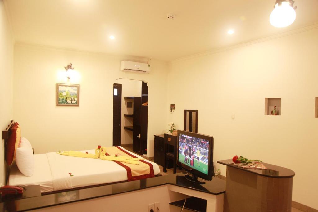 Phòng Luxury Giường đôi/2 Giường đơn với Tầm nhìn ra Biển