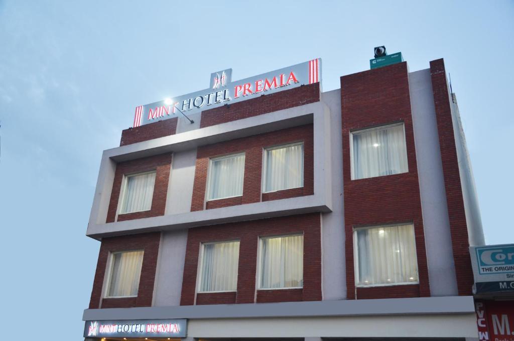 Carte Inde Chandigarh.Mint Hotel Premia Chandigarh Chandigarh India Booking Com