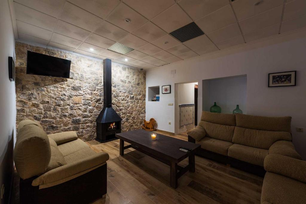 Casa Rural Ensueño (España Casas del Cerro) - Booking.com