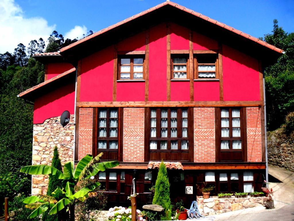 Casa de campo Casa La Posada del Alba (España Alea ...