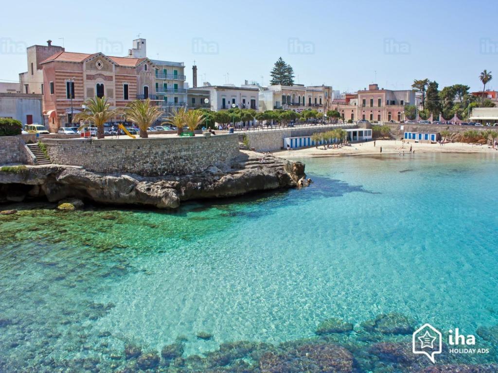 Santa Maria A Bagno.Holiday Home Tramonto Sul Mare Santa Maria Al Bagno Italy