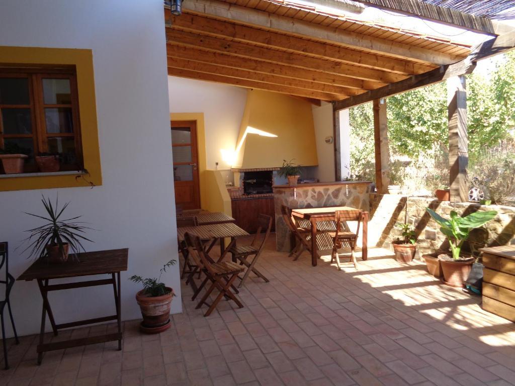 Casa de hóspedes Casa Campo Vale do Asno (Portugal Altura ...