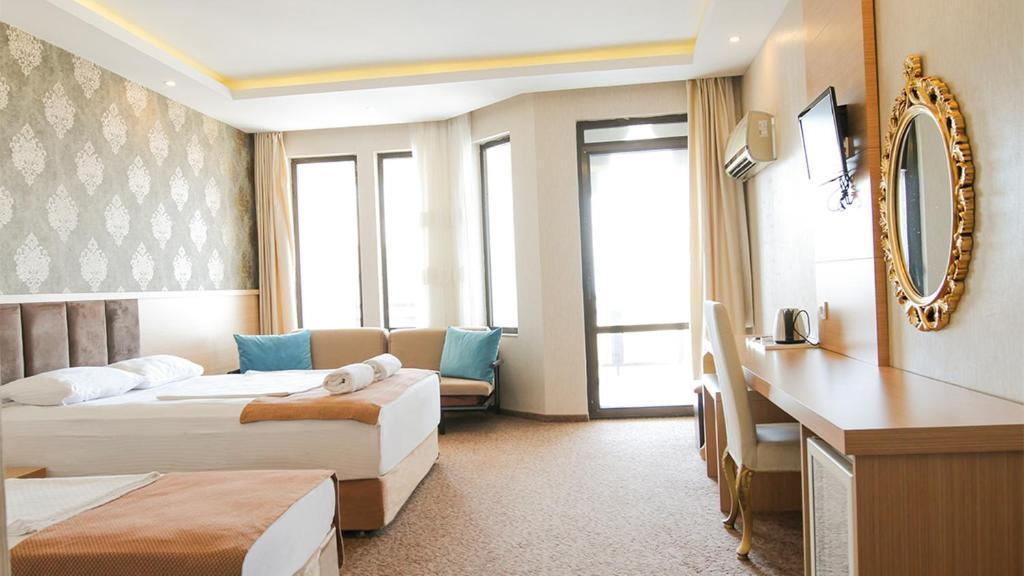 Start Hotel room 2