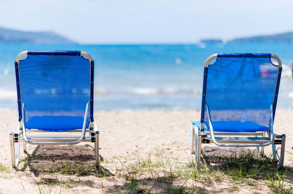 Παραλία σε ή κοντά σε αυτό το κάμπινγκ