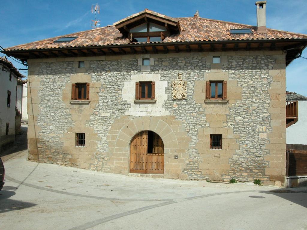 Casa de campo Casa Nabarro Etxea (España Iturgoyen ...