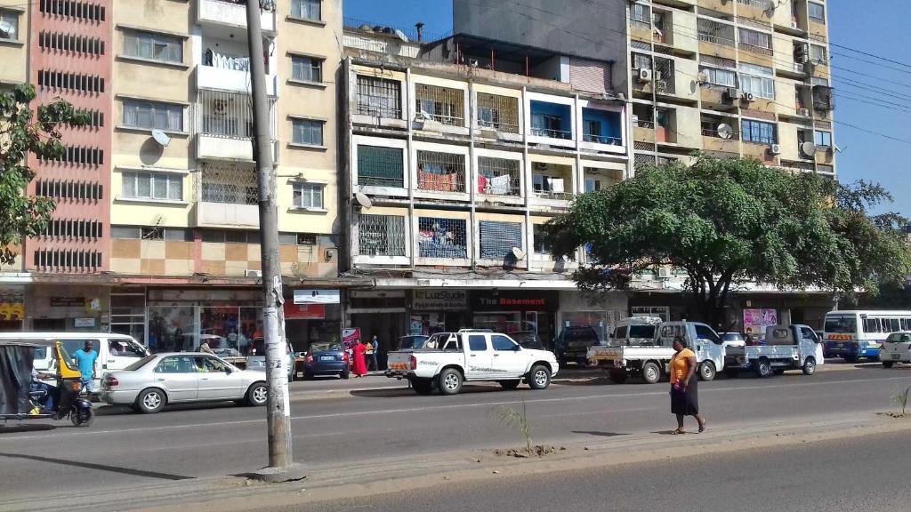 Apartment with services in Alto Mae, Maputo, Mozambique