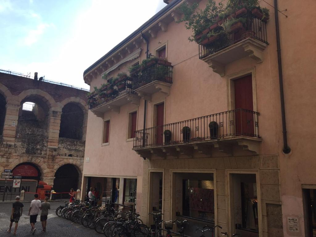 Guesthouse Arena S Hospitality Verona Italy Booking Com