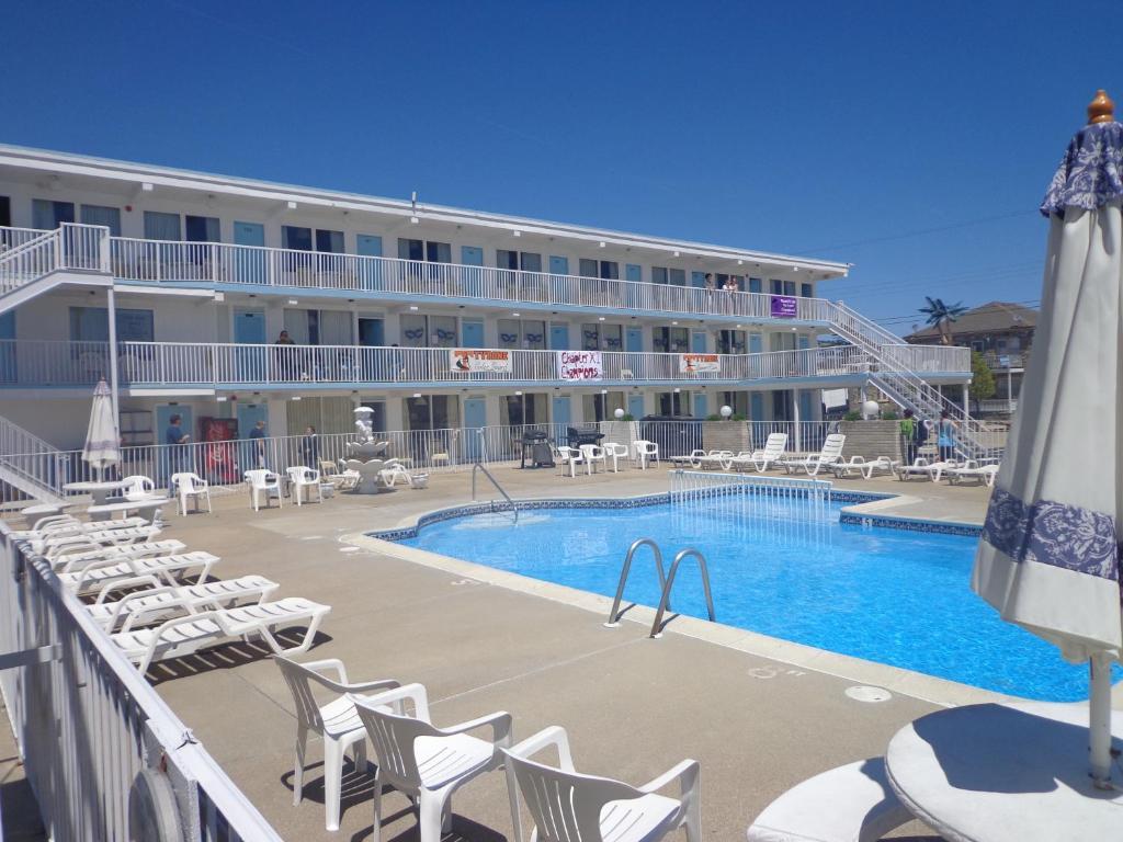Original wählen sehr bekannt viele modisch Caprice Motel - Wildwood, NJ - Booking.com