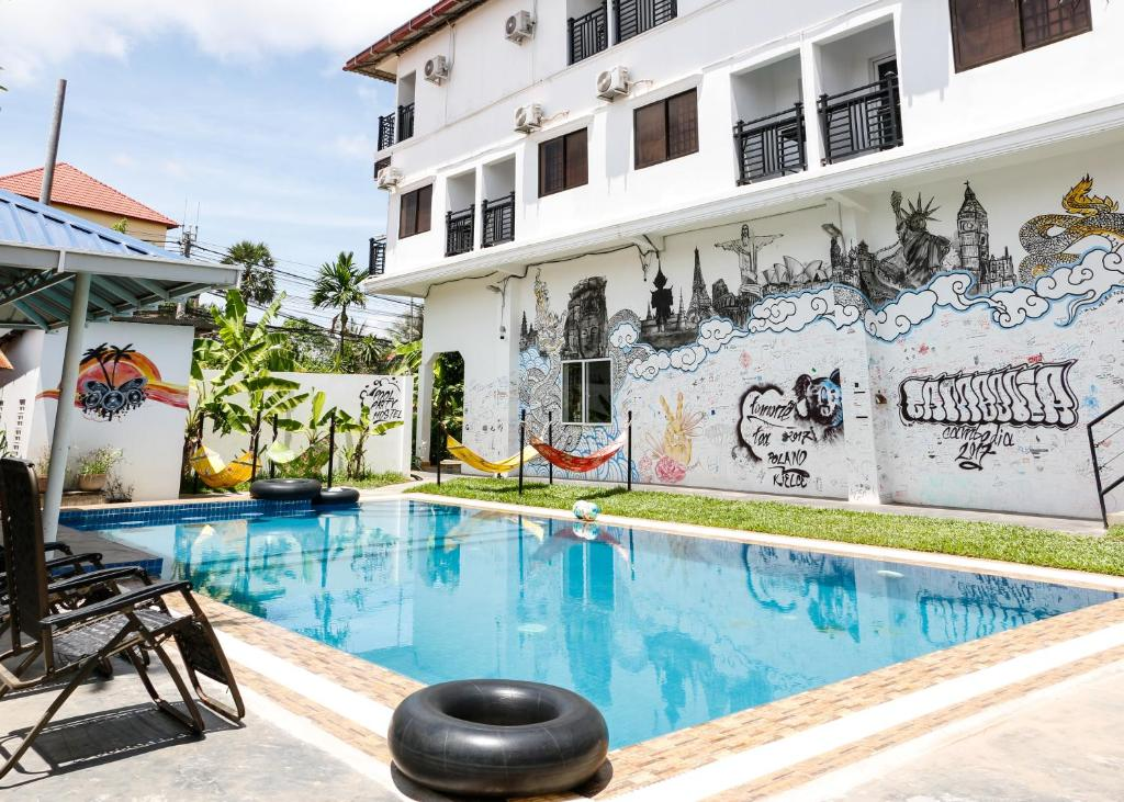 Pool Party Hostel, Siem Reap – Updated 2019 Prices