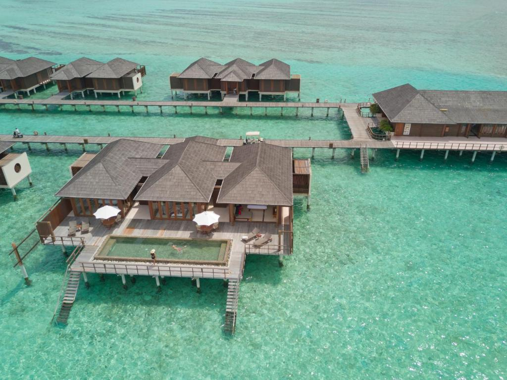 Paradise Island Resort Spa North Male Atoll Updated