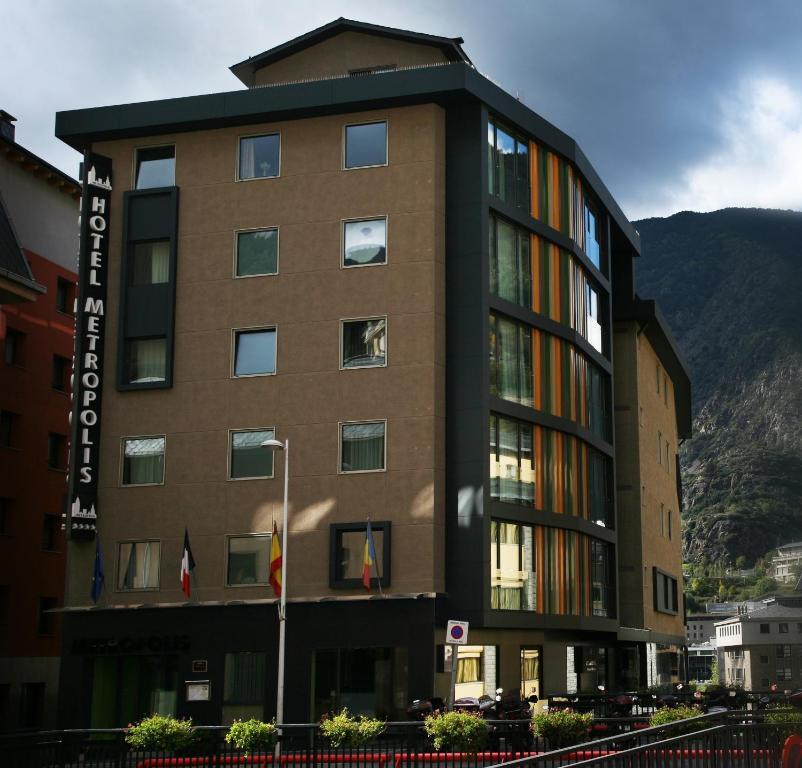 Hotel Metropolis (Andorra Andorra la Vella) - Booking.com