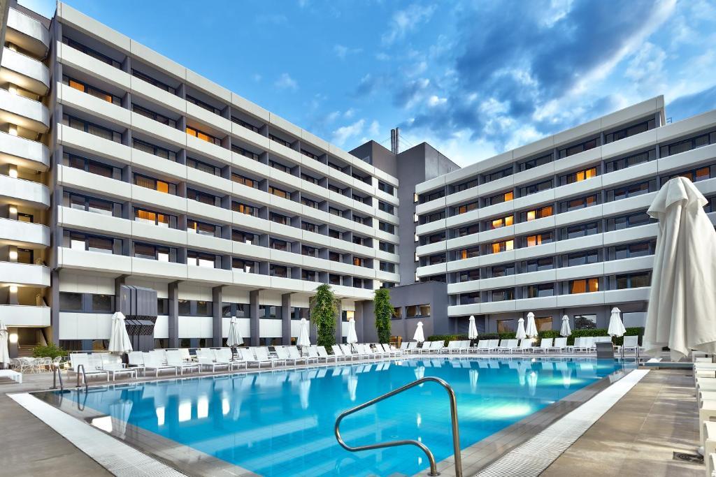 Interhotel Sandanski Sandanski Obnoveni Ceni 2020