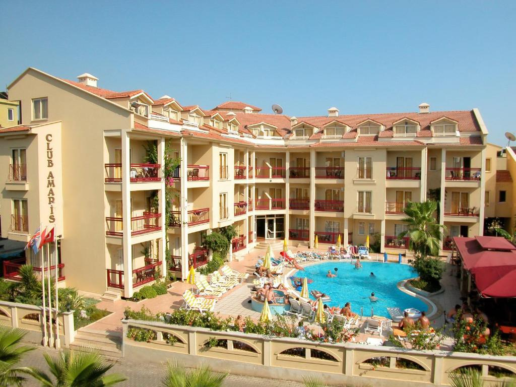 A view of the pool at Club Amaris Apartment or nearby
