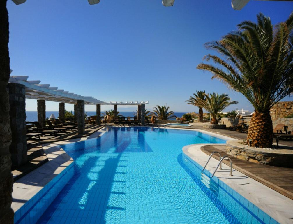The swimming pool at or near San Giorgio Mykonos - Design Hotels
