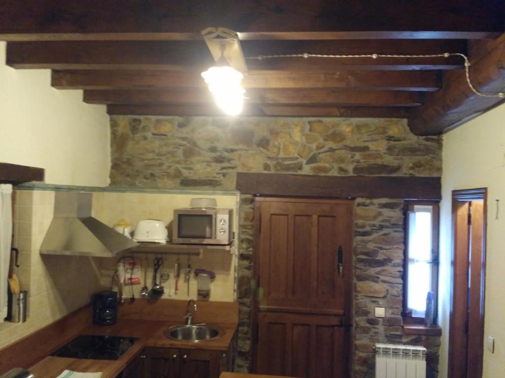 Apartamentos Rurales Casa Cachon (España Santa Eulalia de ...
