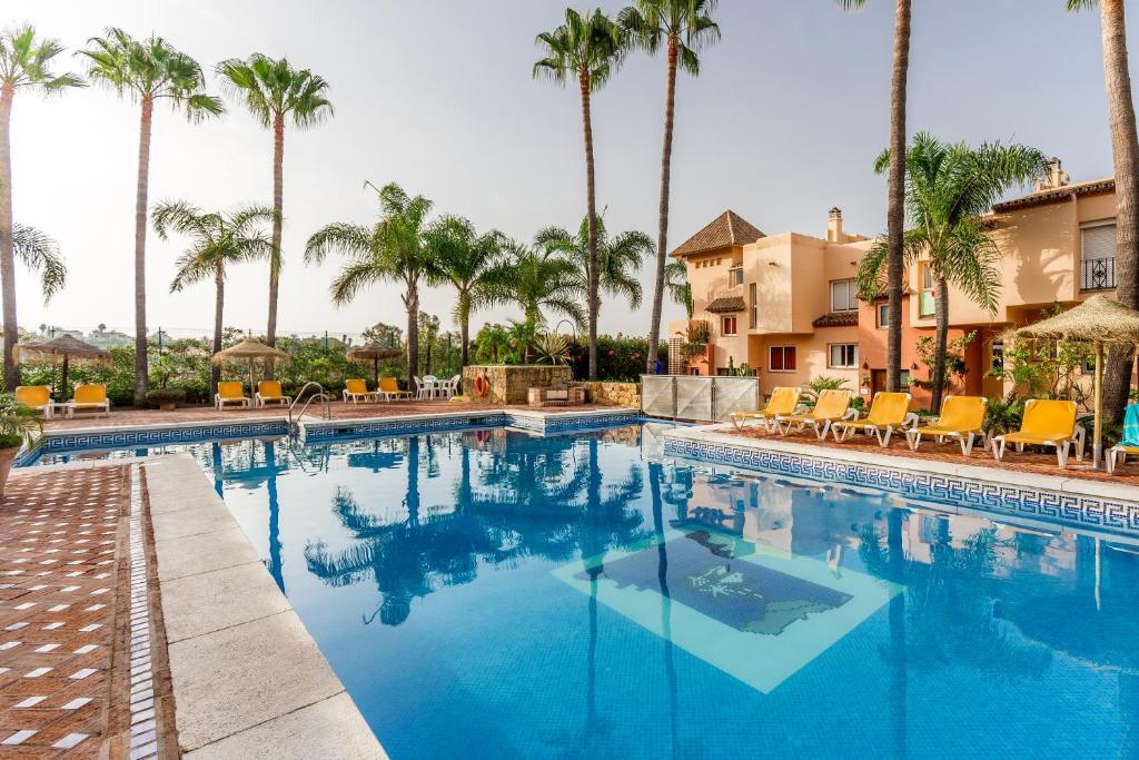 Villa Condes de Iza (España Marbella) - Booking.com