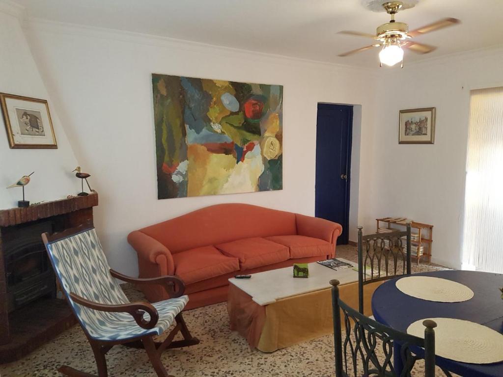 Casa de campo Casas del Sol (España Ronda) - Booking.com