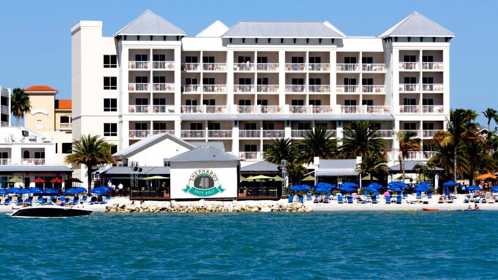 Hotel Shephards Live Entertainment (EE.UU. Clearwater Beach ...