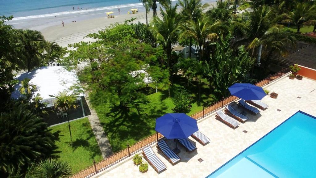 Uma vista da piscina em Hotel Porto Di Mare ou nos arredores