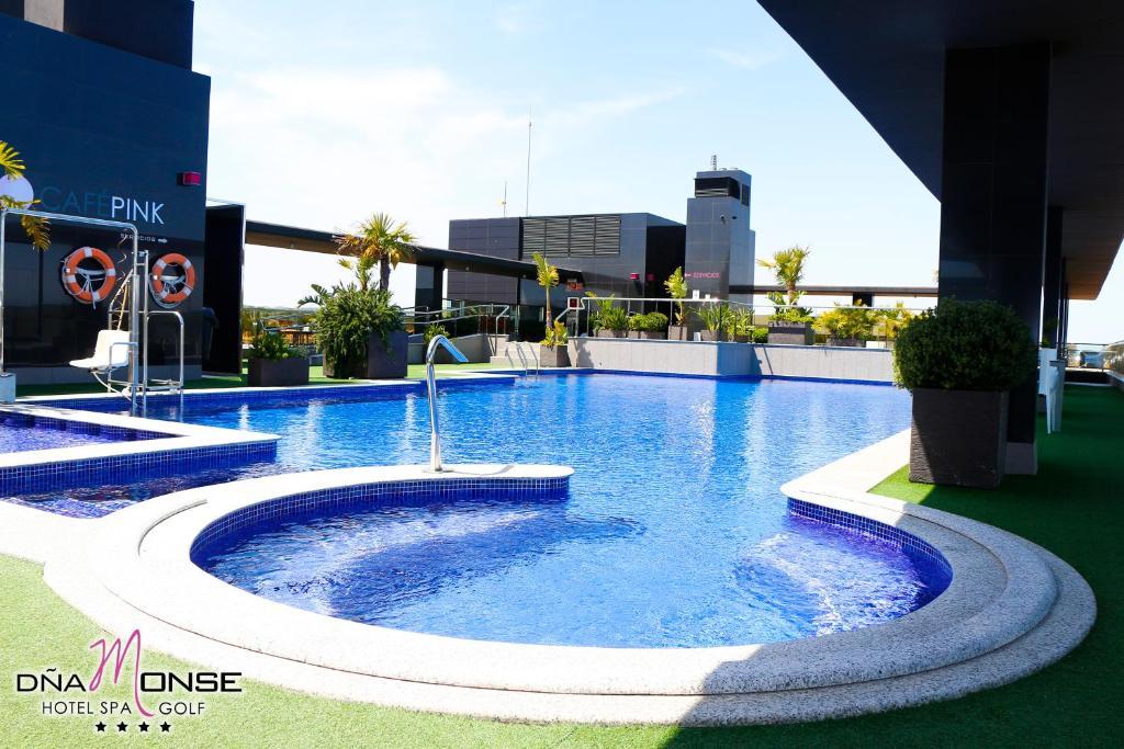 Jacuzzi Torrevieja.Hotel Dona Monse Torrevieja Spain Booking Com
