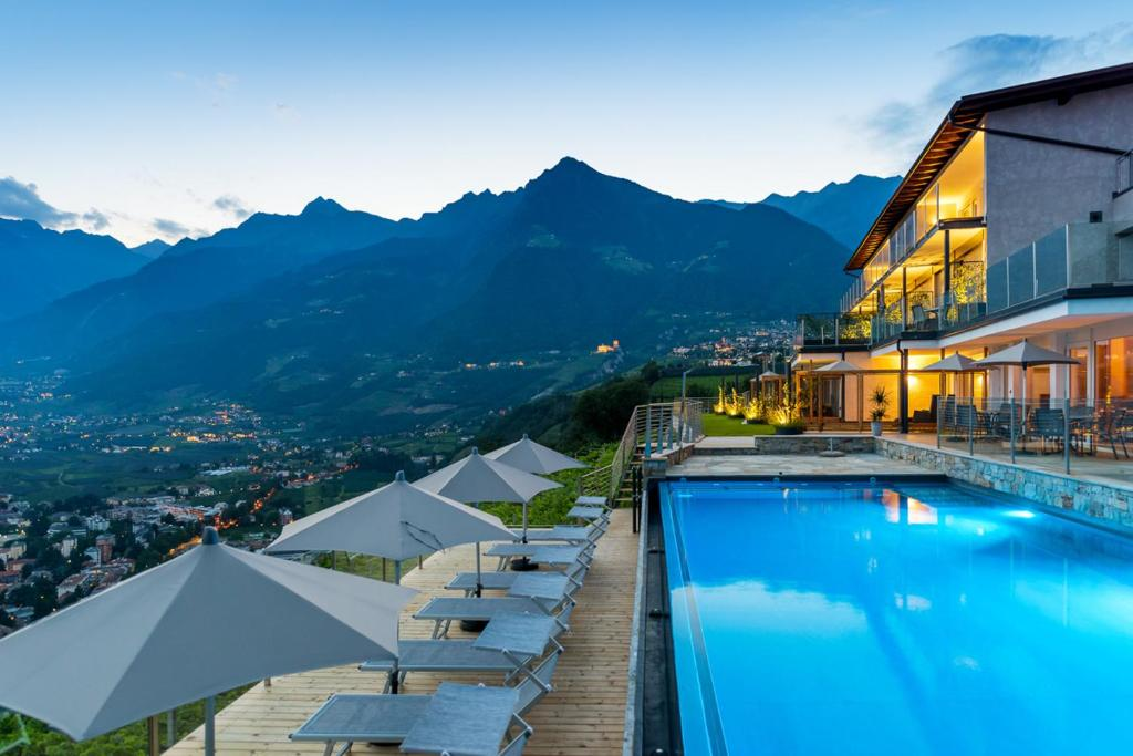 Hotel Panorama Tirolo Italy Booking