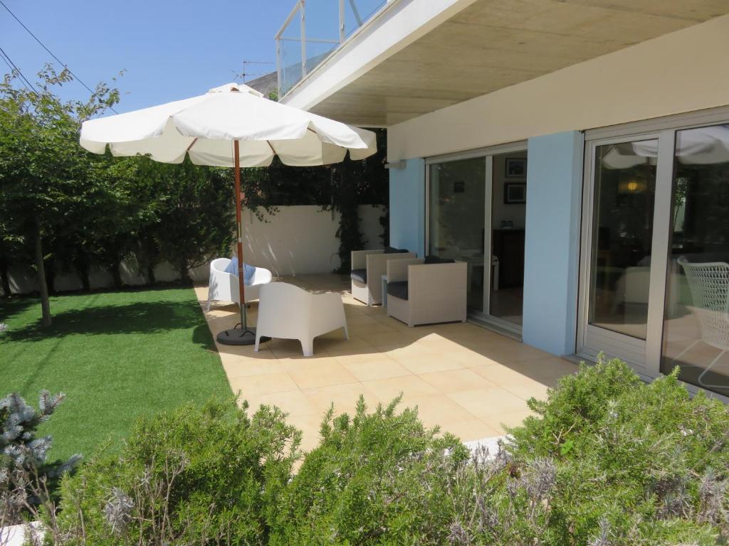 Vakantiehuis Casa azul (Portugal Charneca) - Booking.com