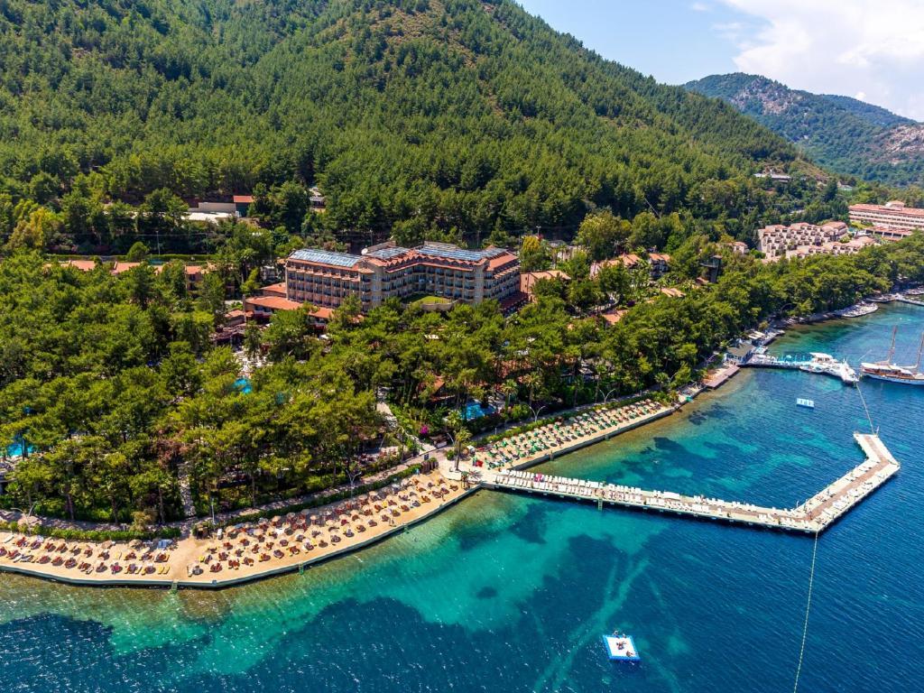 Resort Yazici Marmaris Palace Turkey Booking Com