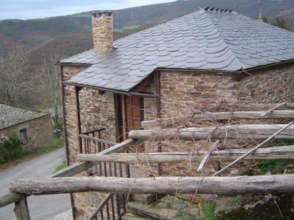 Casa de campo Casa de Amable (España Cabanela) - Booking.com