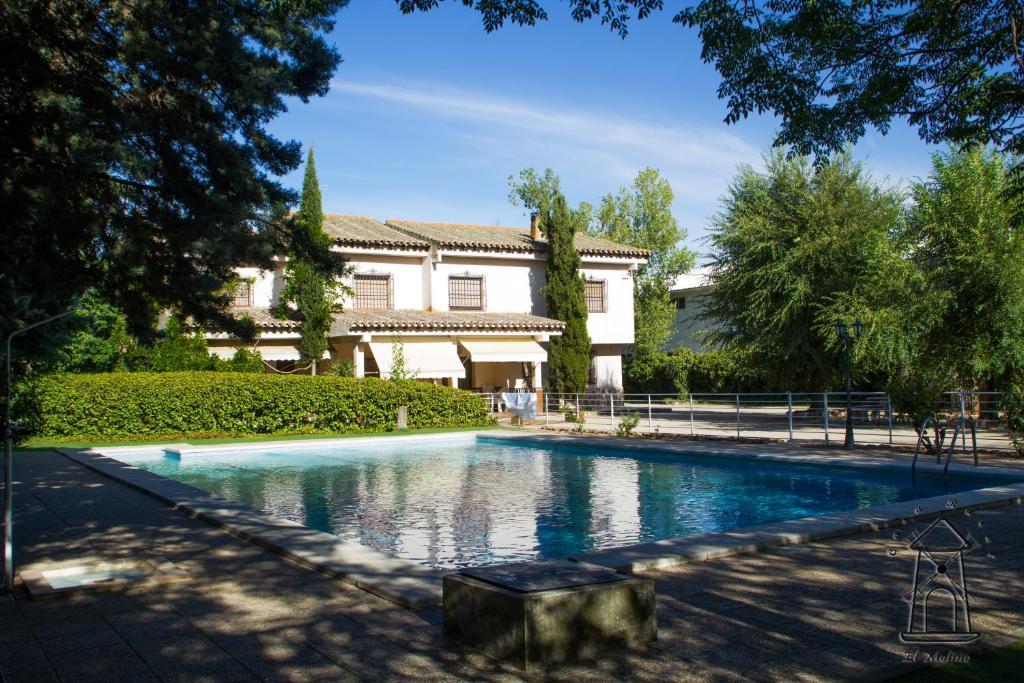 Casa de campo Finca El Molino (España Ajofrín) - Booking.com