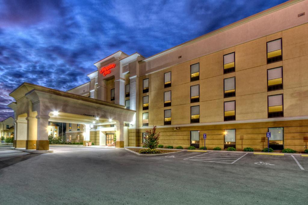 Hampton Inn Cookeville, TN - Booking com