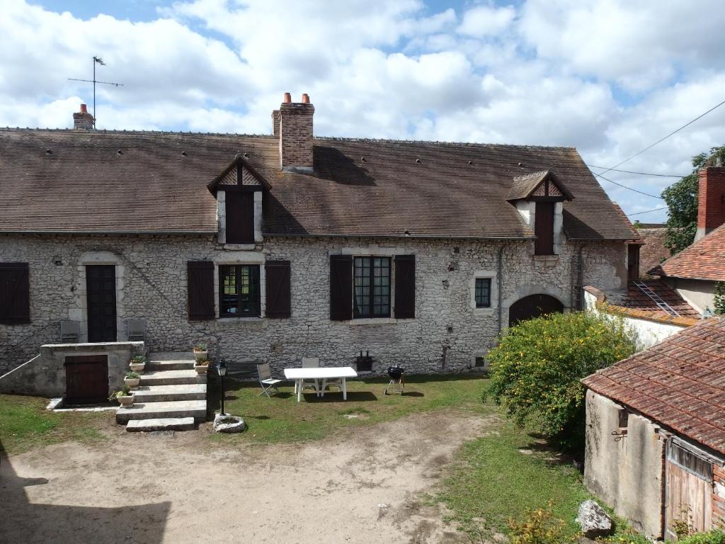 Casa de vacaciones Ferme vigneronne (Francia Saint Laurent ...