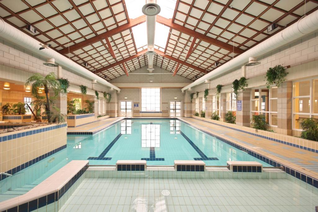 The swimming pool at or near Connemara Coast Hotel