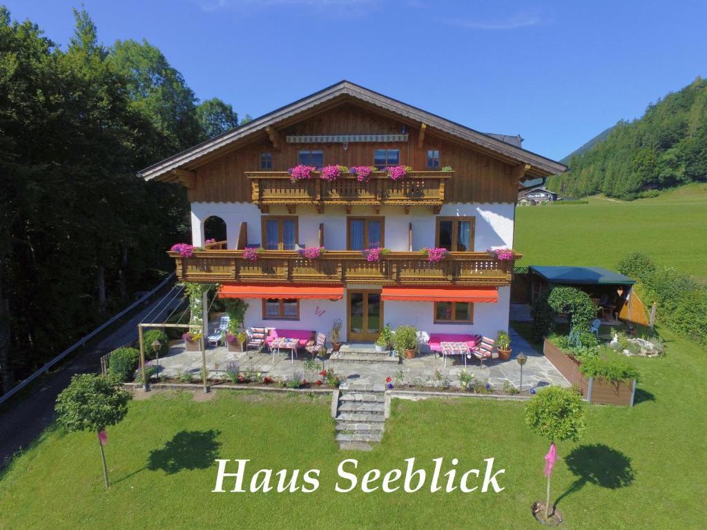 Landhaus Seereith Faistenau Das familire Urlaubsgefhl