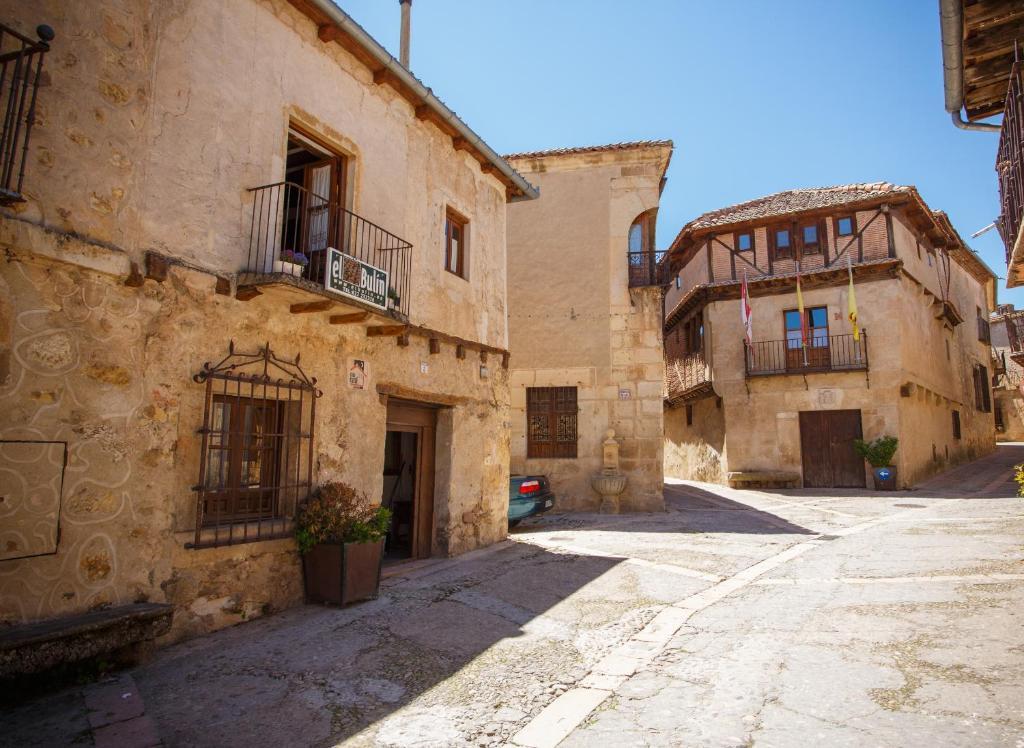 Casa de campo El Bulín de Pedraza (España Pedraza) - Booking.com