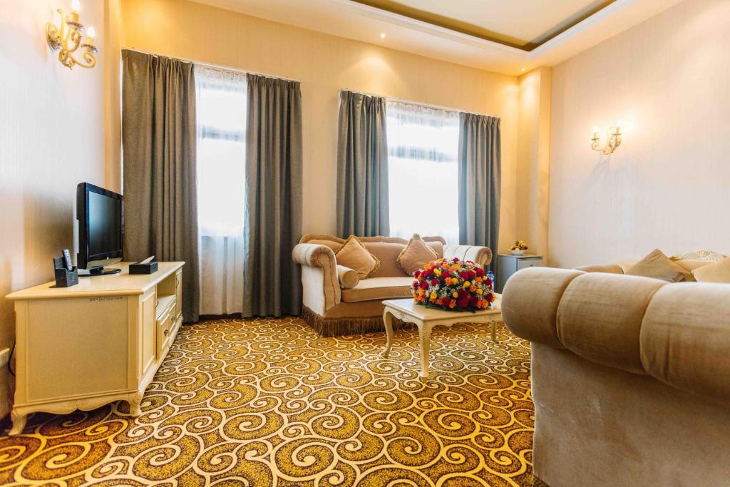Ambassador Hotel, Addis Ababa, Ethiopia - Booking com