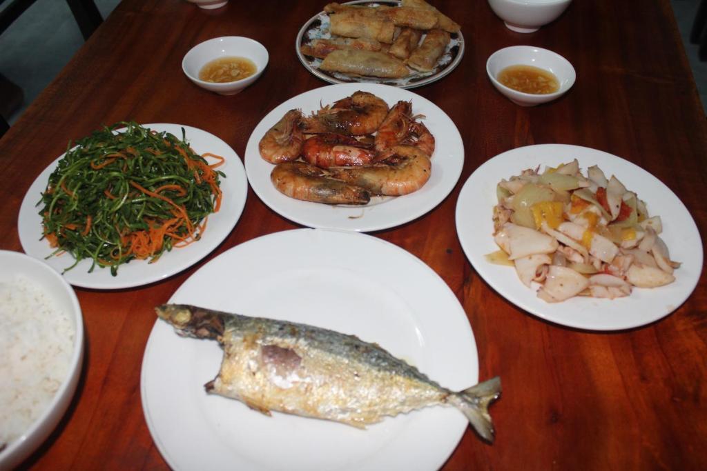 Bai Huong Cu Lao Cham Homestay