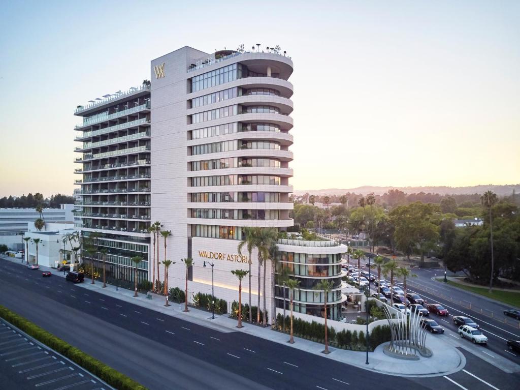 Waldorf Astoria Beverly Hills.