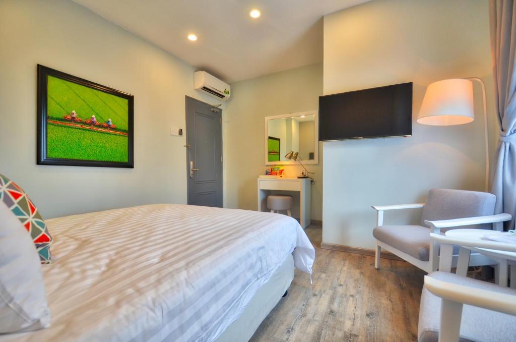 Suite 2 Phòng Ngủ - Bao Trọn Gói Spa