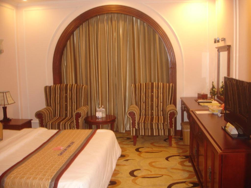 Phòng Executive Giường Đôi