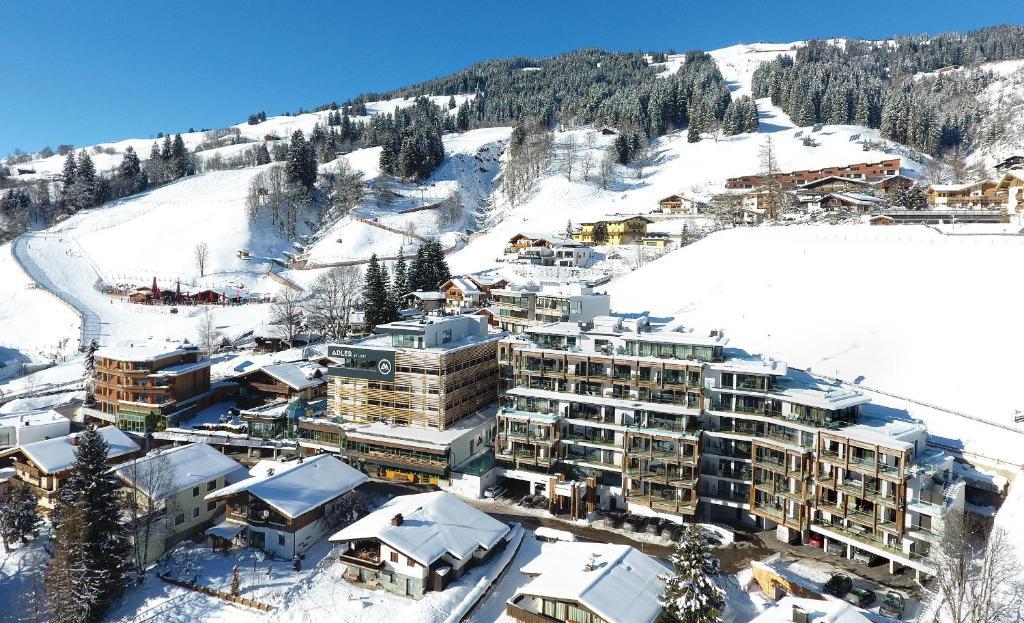 Adler Resort im Winter