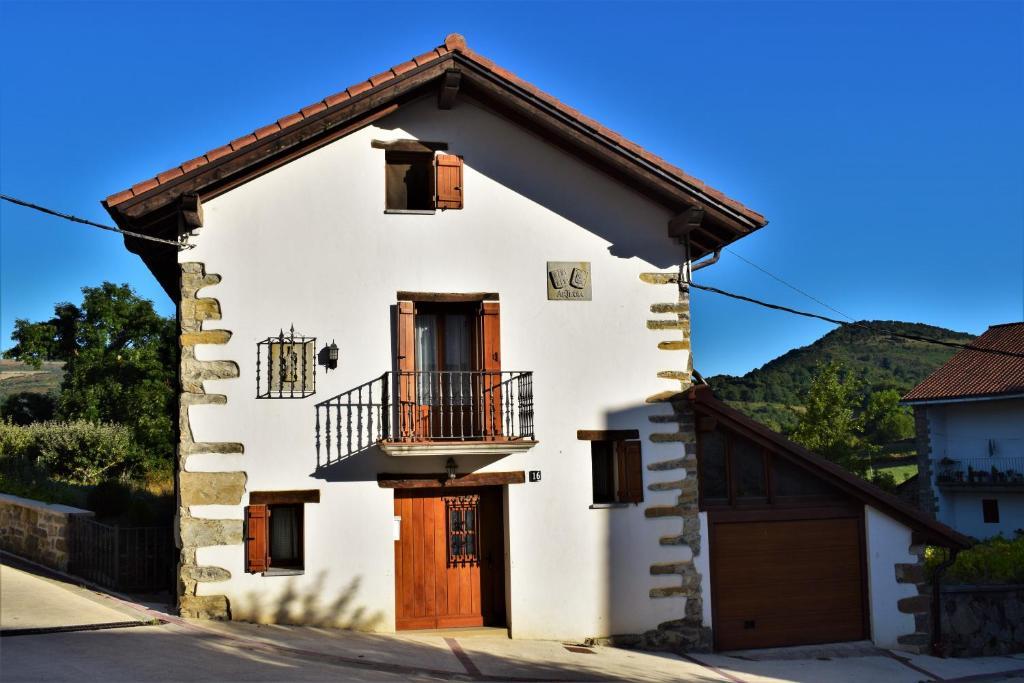 Casa de campo Casa Artegia (España Mezkiriz) - Booking.com