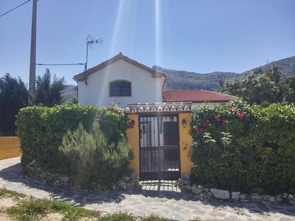 Casa de campo Molino Jabonero (España Villanueva del Trabuco ...