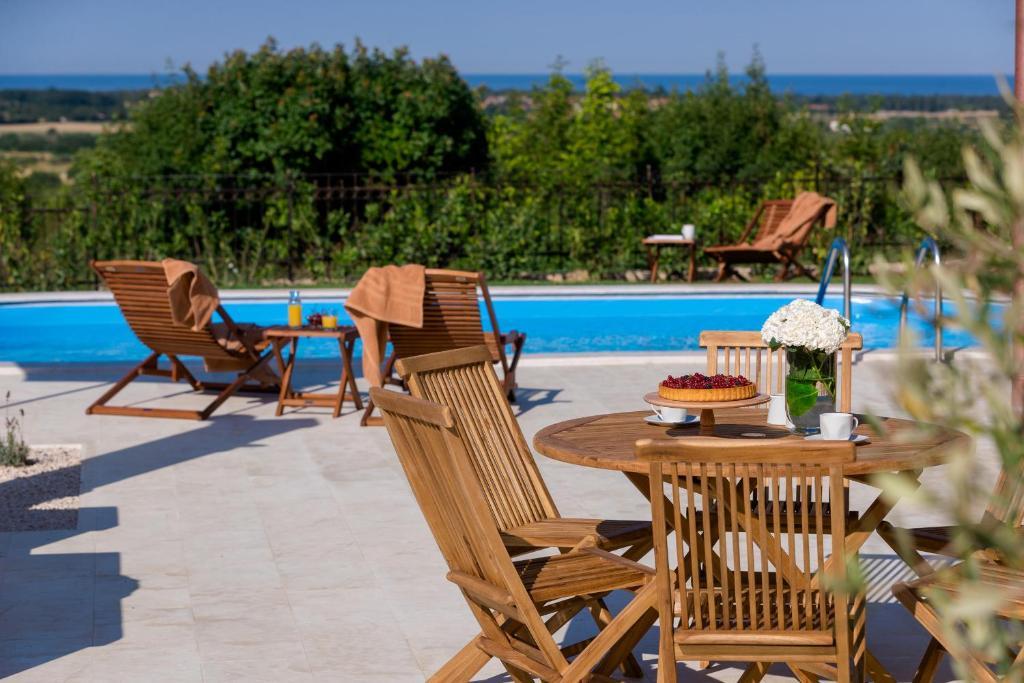 Villa Toscana (Kroatië Vilanija) - Booking.com