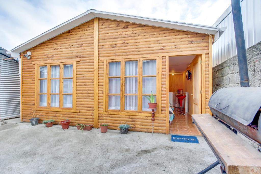 Vacation Home Casa Pequeña en Punta Arenas, Chile - Booking.com